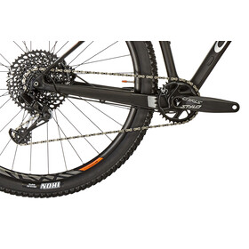 "ORBEA Alma M30-Eagle 29"" Black-Orange"